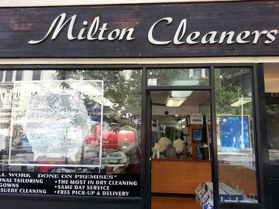 Milton Cleaners